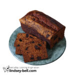 Pumpkin Bread With Chocolate Chip Streusel - lindsey-bell.com
