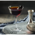 Manhattan With Amaro and Cocoa