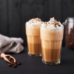 Caramel Irish Coffee Cocktail
