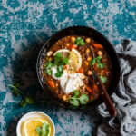 Chickpea Tagine Soup